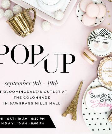 Our first Pop-Up Shop!