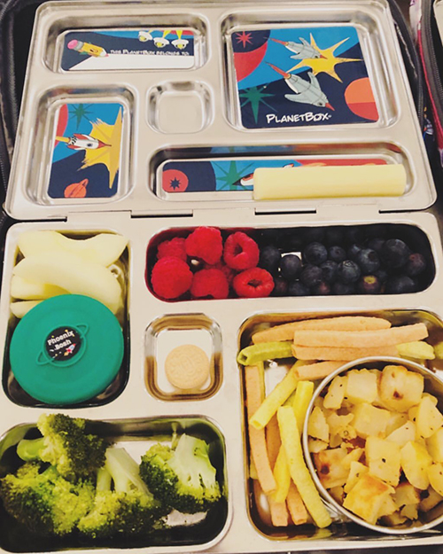 Lunch Box Packing Ideas