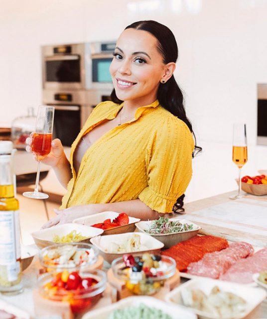 Adrienne Bosh Thanksgiving Appetizer Ideas