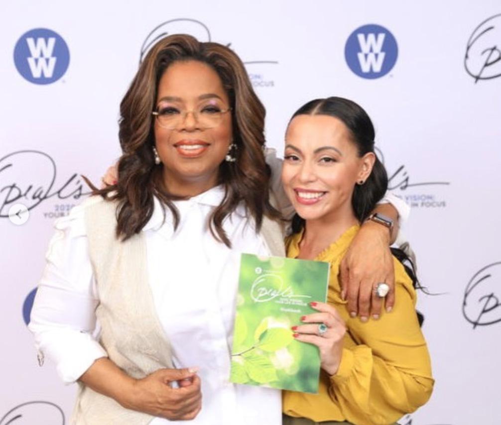 Oprah 2020 Vision Tour