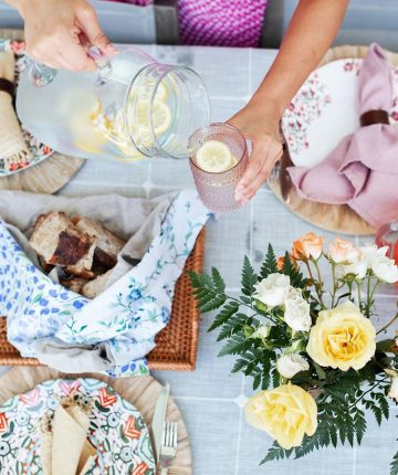 Tips for a Beautiful Table Setting-Memorial Day 2020