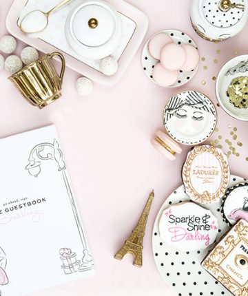 Welcome to our Sparkly Blog!