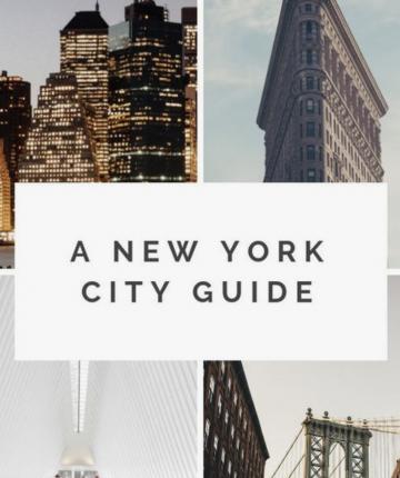 New York City Guide (NYFW Inspired!)